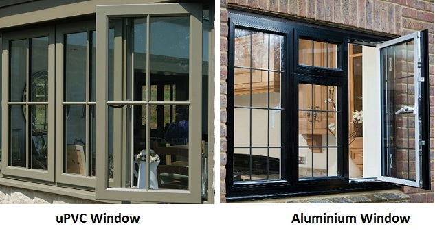 What Is The Difference Between UPVC Windows And Aluminium Windows in Australia 2019