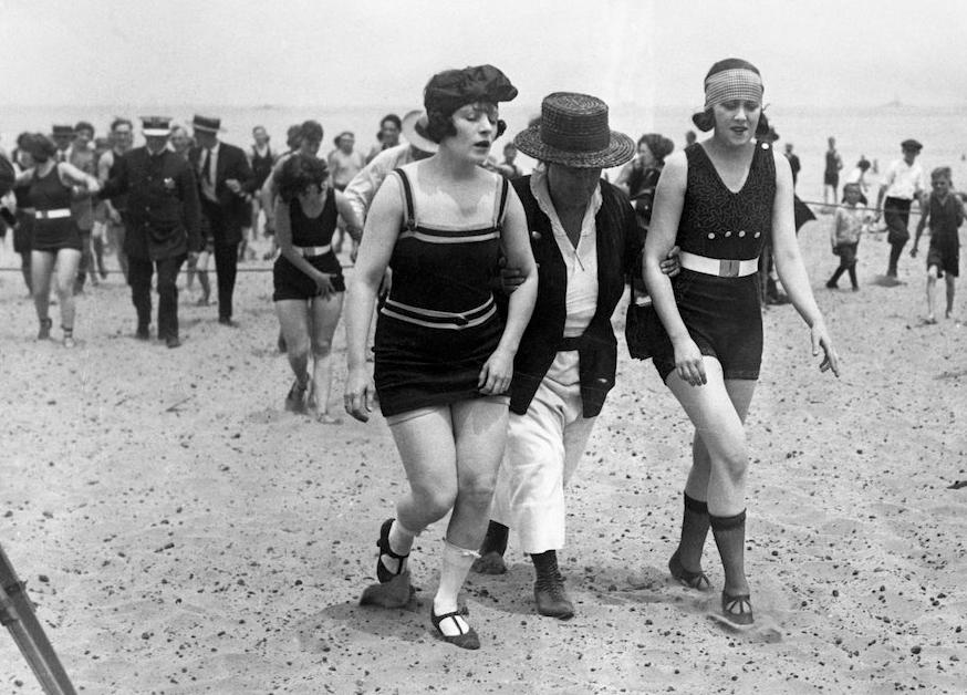 How to Know History of Women's Swimwear in Australia 2019